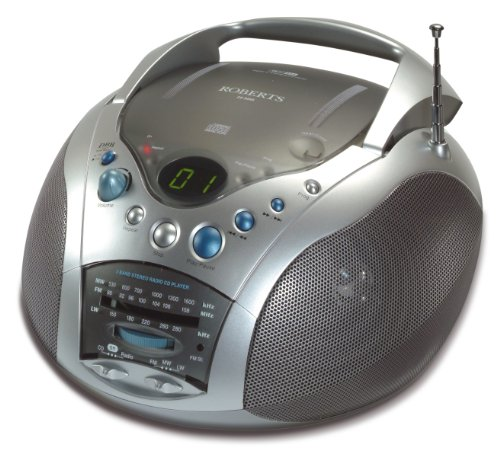 best small radio cd player
