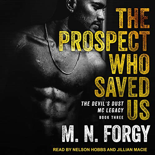 The Prospect Who Saved Us cover art