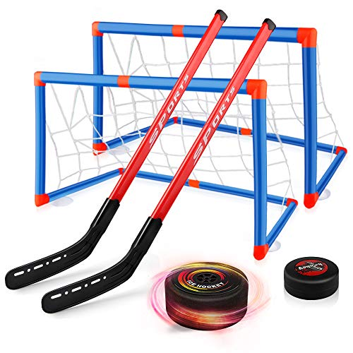 Baztoy Hover Hockey Set, Hockeys...