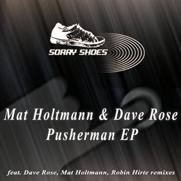 Pusherman EP