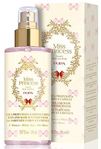 Pupa Miss Princess Acqua Profumata Te' Bianco Corpo e Capelli - 150 gr