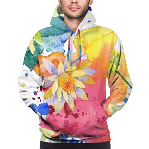 Die Nachtwache Rembrandt Fashion Men Athletic Hoodies Wintersport Sweatshirt Pullover