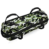 Opqpq Sandbags for Fitness, Heavy Duty Workout Sandbags, Adjustable Training Weight Bags, Full