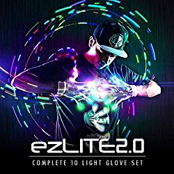 Rave Light Gloves