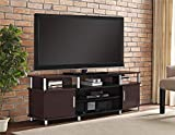 Ameriwood Home Carson TV Stand for TVs up to 70', Cherry