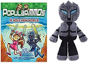 [PopularMMOs Book with Popular MMOs Plush 7'][PopularMMOs Book with Toy 7 inches]
