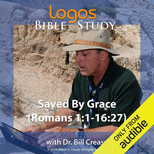 Saved by Grace (Romans 1: 1-16: 27) cover art