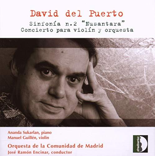 Del Puerto: Sinfonia No. 2, Concierto Violin