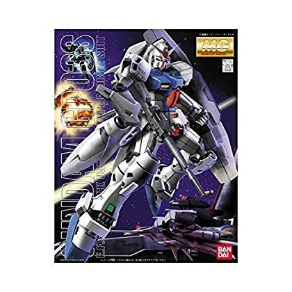 Bandai Hobby RX-78 GP03S Gundam, Bandai Master Grade Action Figure
