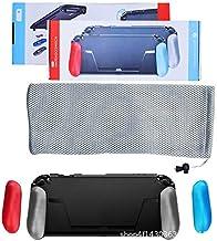 A capa protetora multifuncional é adequada para o switch Nintendo, TwiHill, NS capa protetora integrada de plástico macio