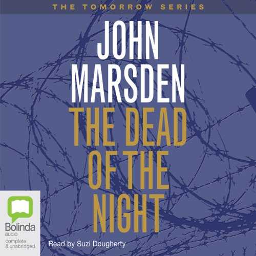 The Dead of the Night audiobook cover art