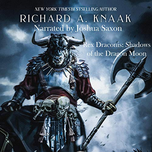 Couverture de Rex Draconis: Shadows of the Dragon Moon
