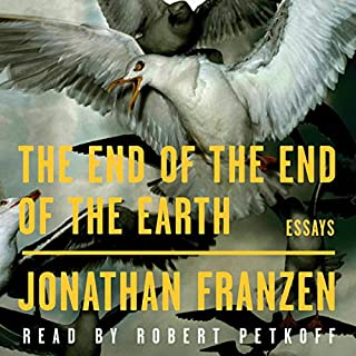 End of the End of the Earth audiobook cover art