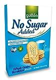 Gullon Galletas para el desayuno de granos enteros sin azúcar agregado 216 g (paquete de 3)