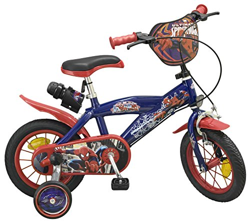 Bicicleta 12' Spiderman