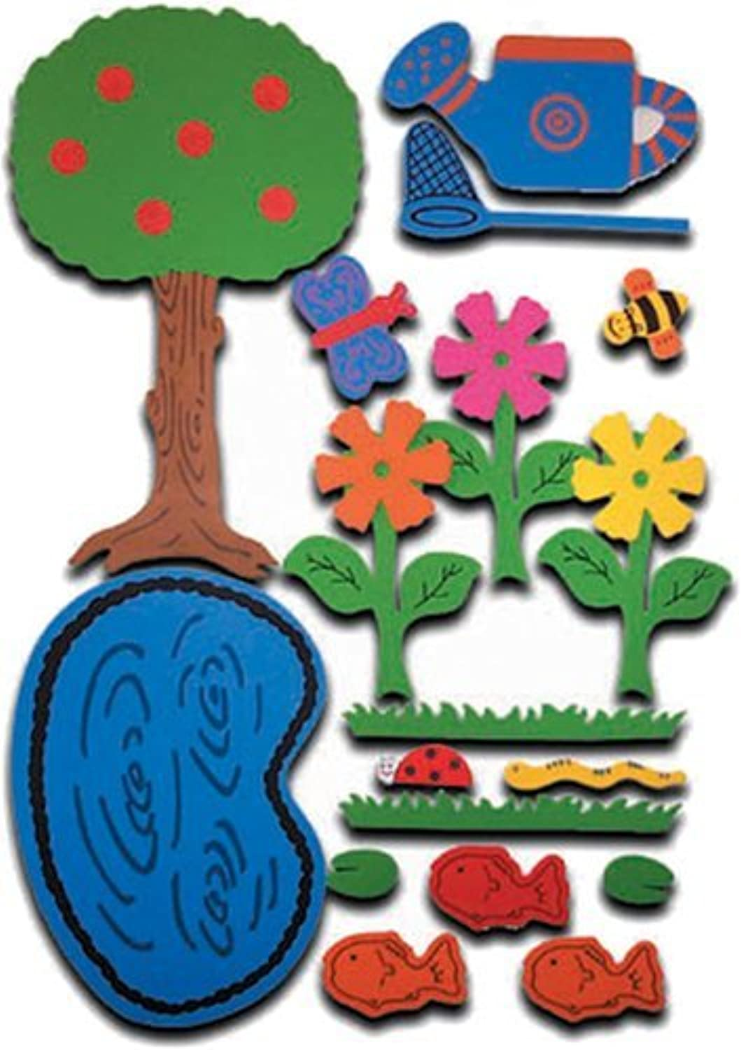 Daydream Toy  SquashBlox Garden Accessory Kit (cushions sold separately) by Daydream Toy