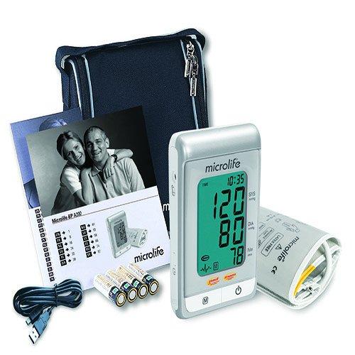 Microlife BP A200–Tensiómetro con brazalete.