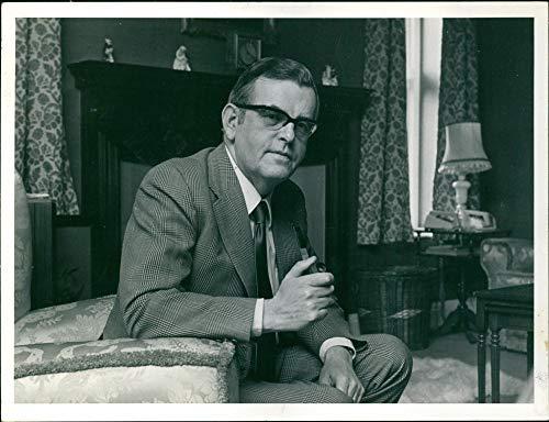 R. E. Carter - Foto de Prensa Vintage