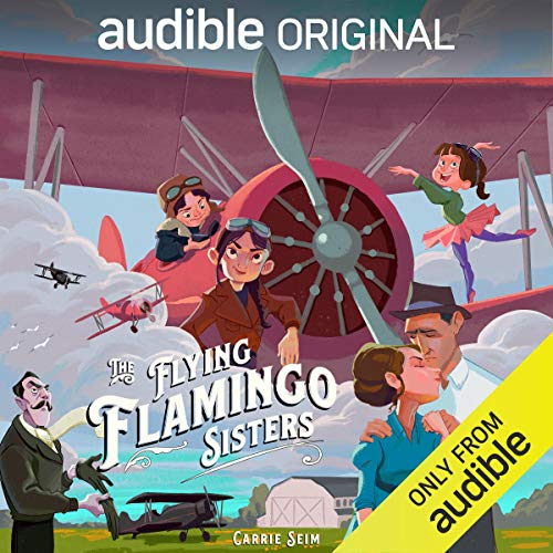 The Flying Flamingo Sisters cover art