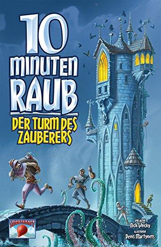 Schwerkraft-Verlag 10 Minuten Raub: Der Turm des Zauberers
