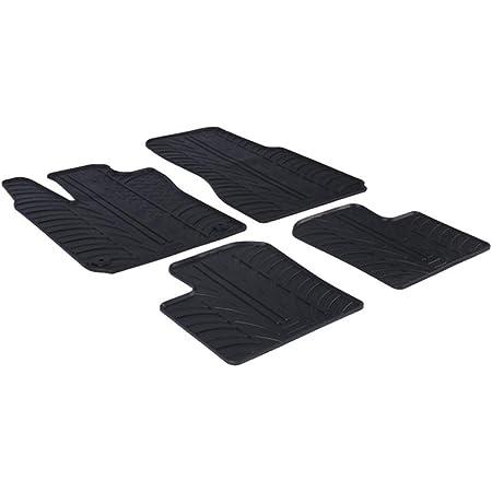 Fahrermatte Twingo 3 Ab 2014 Fußmatte Fahrerseite Velours Schwarz Auto