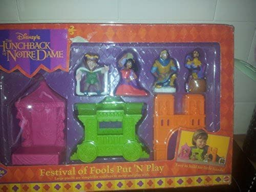 Disney's Hunchback Festival of Fools Put 'N Play