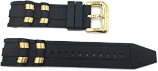 Genuine Invicta Pro Diver 26mm Black Watch Strap for...