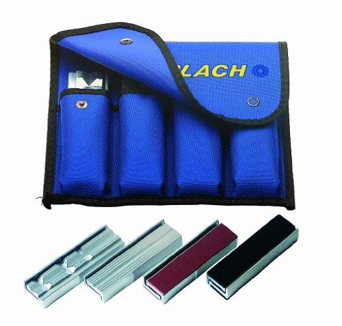 Durlach Magnestrip Magnetische Schonbacken Set für Magnat Plus / Classic Schraubstock 120 mm, 3010400120