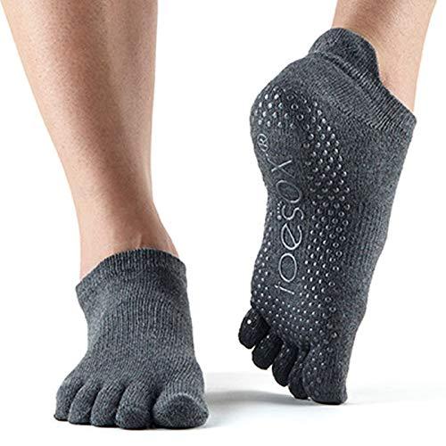 Toe Sox Yoga Socken – Full Toe – Gr. S/M/L