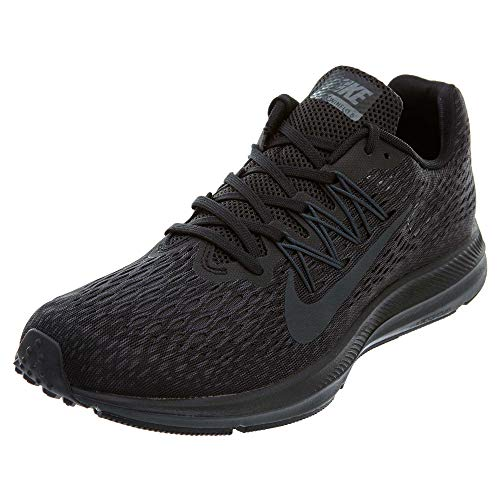 Nike Zoom Winflo 5 Mens Running Trainers AA7406 Sneakers Shoes (UK 10 US 11 EU 45, Black Anthracite 002)