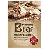 net-xpress Brot-Plakat für die Handwerksbäckerei DIN A1,