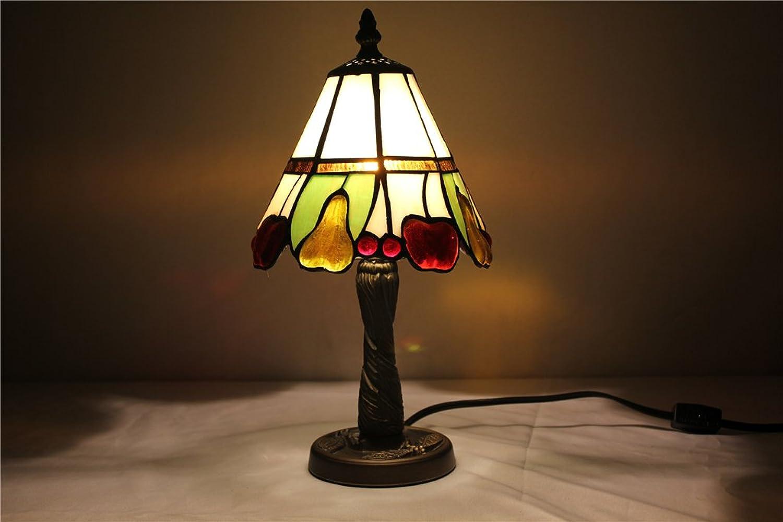 7-Zoll-Lampe Europäische einfache einfache einfache Retro- Glasmalerei Lampe Obst Lichter B06XY1BQRR | Neues Produkt  c50e39