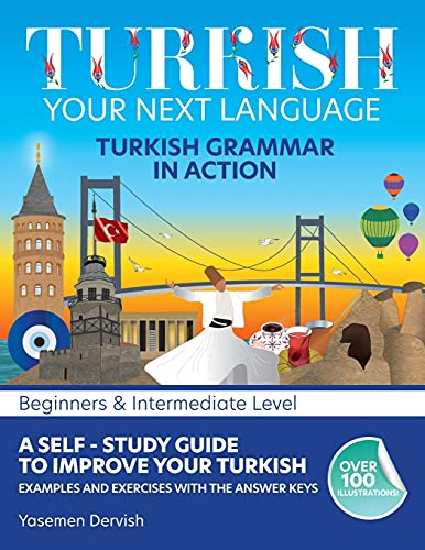 Compare Textbook Prices for Turkish: Your Next Language  ISBN 9781802271096 by Dervish, Yasemen