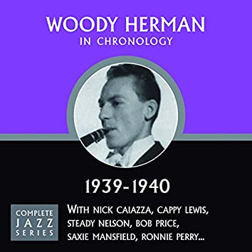 Complete Jazz Series 1939 - 1940