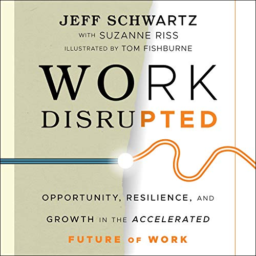 Work Disrupted cover art