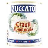 Zuccato Crauti Al Naturale Gr.770