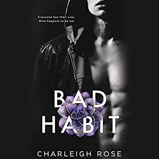 Bad Habit audiobook cover art