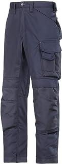 Snickers 33119595052 Pantalon d'artisan CoolTwill Taille 52 bleu marin