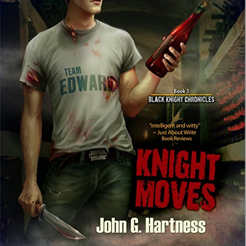 Knight Moves audiobook cover art