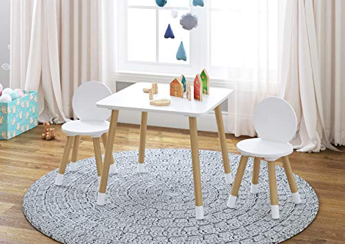 Juego de mesa y sillas UTEX