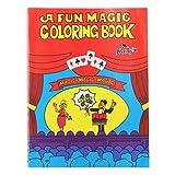 Xuniu Magic Coloring Book, Comedy Magic Coloring Book Trucos de Magia Illusion Kids Toy Gift Funny...