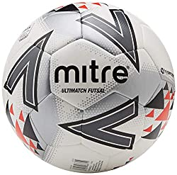 Ideal match level ball for Futsal New 30 panel design for a reliable performance and durable lifespan Built for optimal control and close quarter passing Hyperseam technology for optimum in-play consistency Tough PU outer offers optimum abrasion resi...