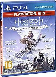 Contiene il gioco completo Horizon zero Dawn e l'espansione the Frozen Wilds Nuove missioni e storia che aggiungono ore di divertimento all'esperienza di gioco Gameplay arricchito da nuovi nemici e nuove dinamiche di caccia Include oggetti di gioco b...