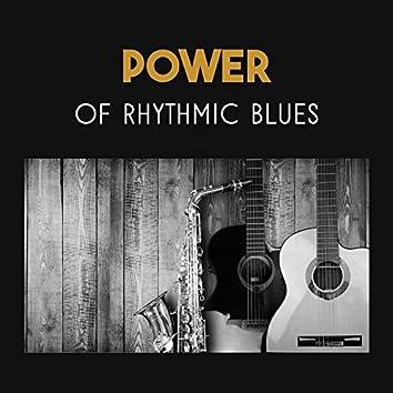 Power of Rhythmic Blues - Smokey Moments, Modern Instrumental Cafe Music, Fun & Freedom, Acoustic Blues Evening