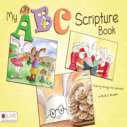 My ABC Scripture Book audiobook cover art