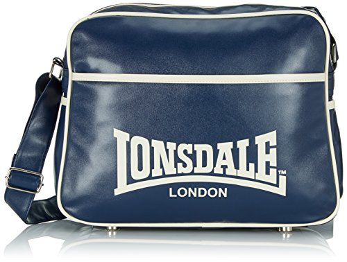 Lonsdale London Umhängetasche Pete Blau (Blau/Sand) 110071-3518-0