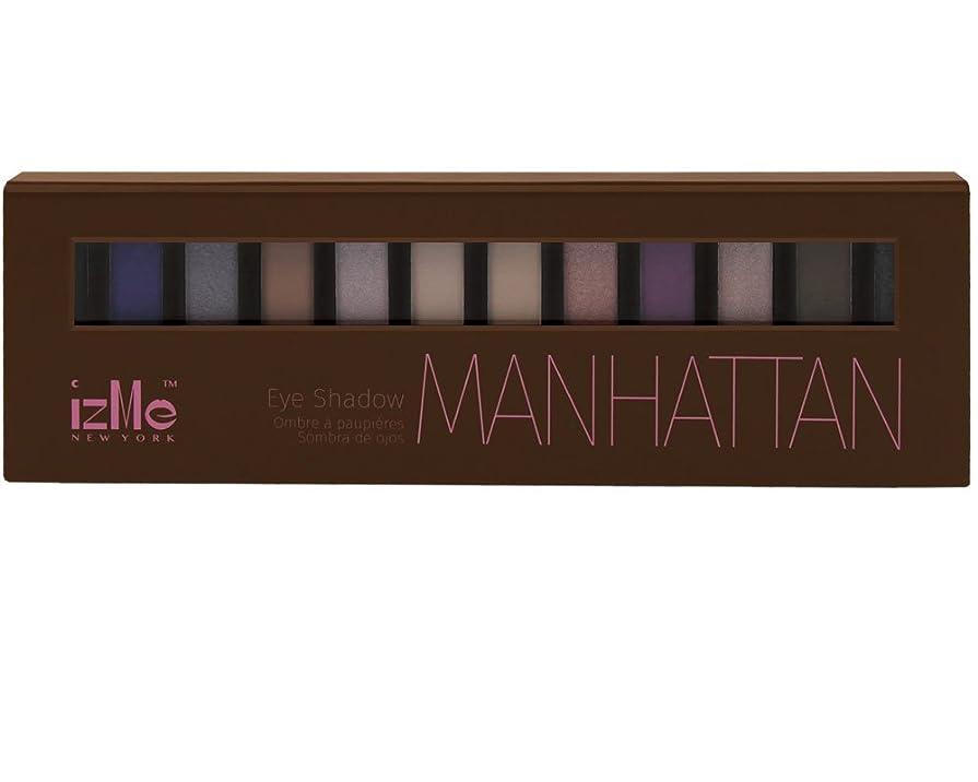 ブランド名ミルタイムリーなIzme Eye Shadow Collection - Manhattan (並行輸入品)