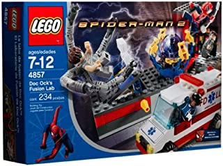 LEGO Spider-Man 2: Doc Ock's Fusion Lab
