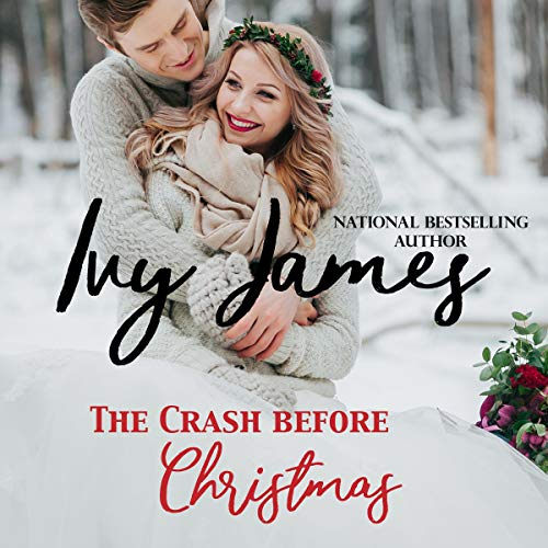 The Crash Before Christmas audiobook cover art