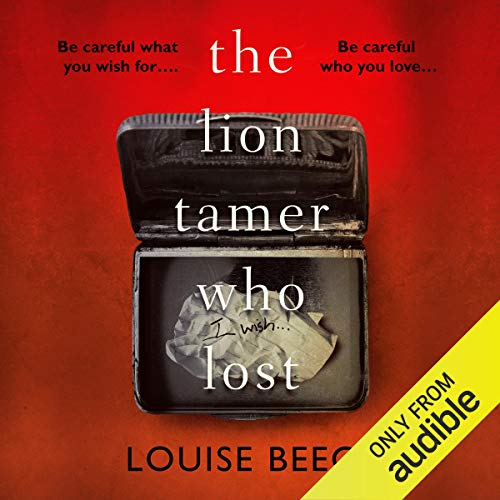 The Lion Tamer Who Lost audiobook cover art